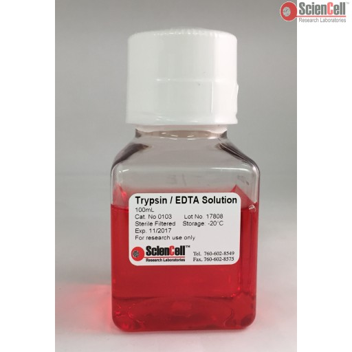 胰酶/EDTA消化液 0.25%