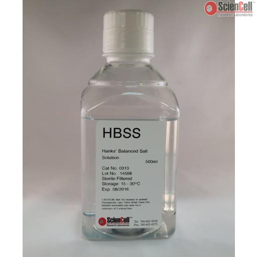 平衡盐溶液 HBSS